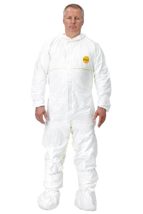 Schutzoverall DuPont EasySafe, Gr. M, unsteril (100 Stck.)
