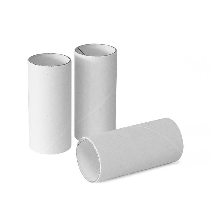 Pappmundstücke Vicatest 60 mm lang, Innen-Ø 25 mm, Außen-Ø 27 mm (100 St.)