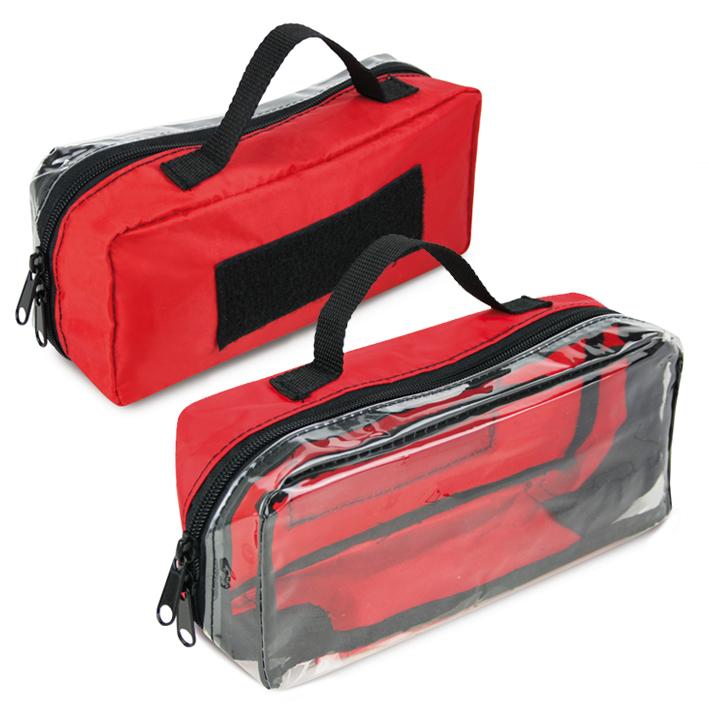 Modultasche rot, 20 x 9 x 7 cm, für ratiomed Notfalltasche/-rucksack