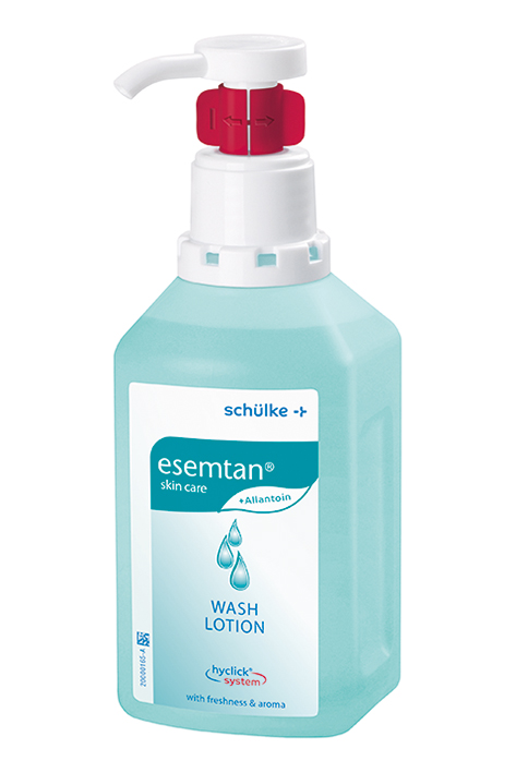 esemtan wash lotion 500 ml hyclick