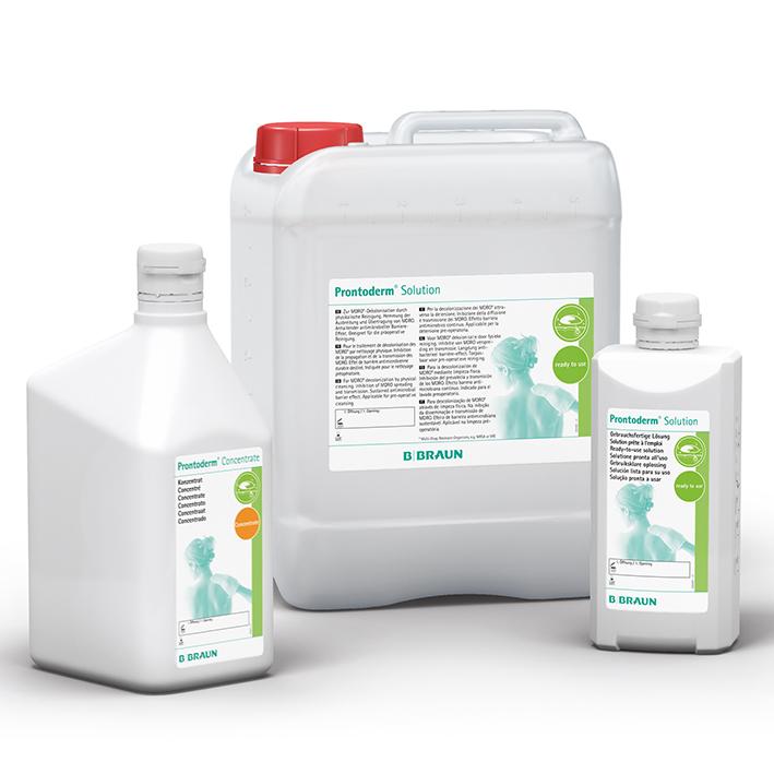 Prontoderm 500 ml, Lösung zur MRE-Dekolonisation