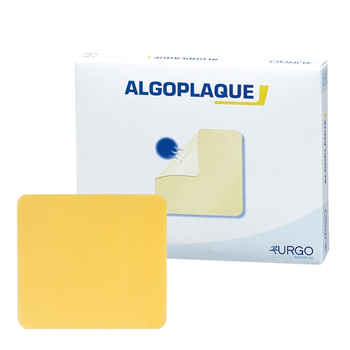 Algoplaque Hydrokolloidverband, 10 x 10 cm (10 Stck.)