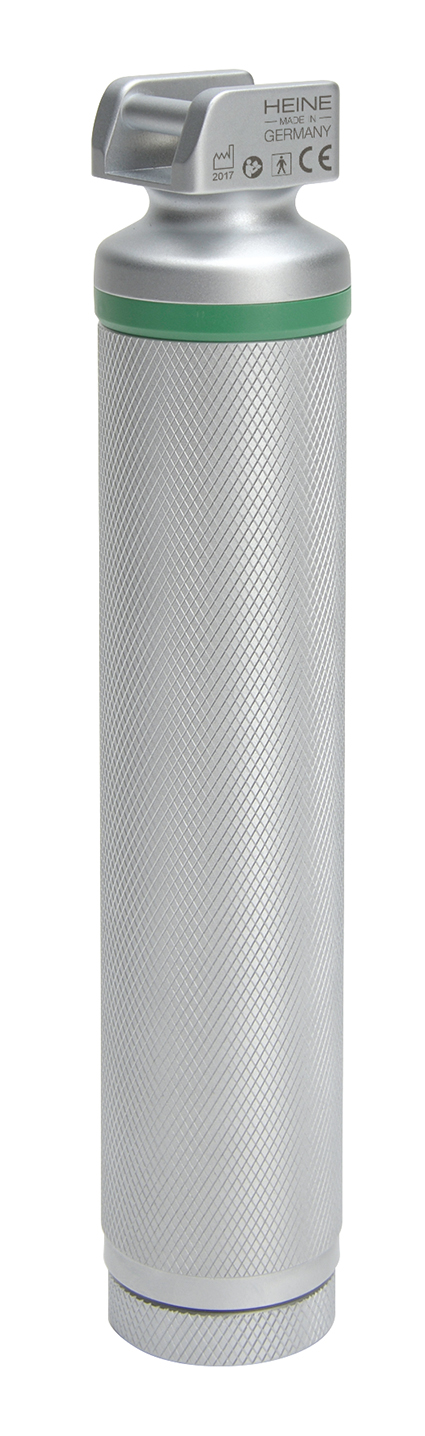 Bodeneinheit für Standard F.O. 4 NT, Laryngoskopgriff 3,5 V (Li-ion)