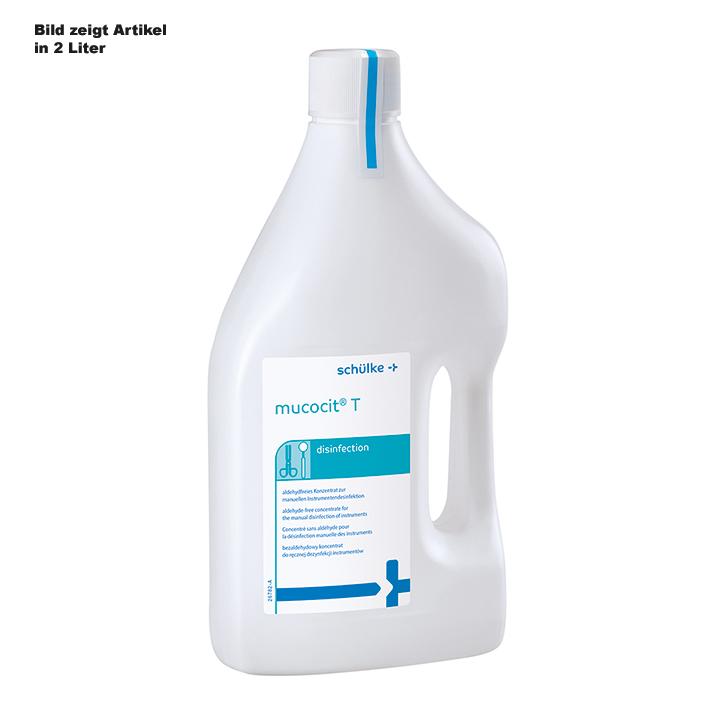 mucocit-T 5 Ltr., Instrumentendesinfektion