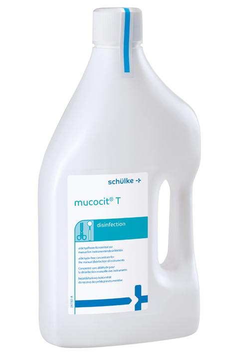 mucocit-T 2 Ltr., Instrumentendesinfektion