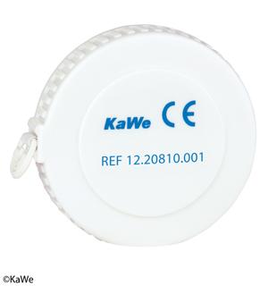 Bandmaß im Kunststoffgehäuse, 1,5 m x 8 mm