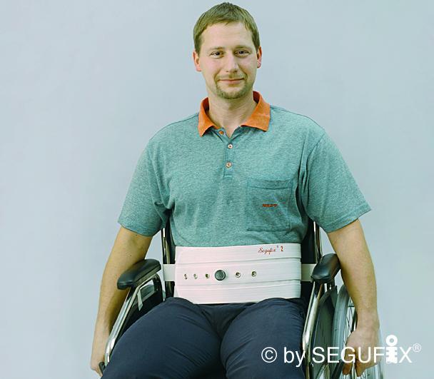SEGUFIX-Sitzgurt Gr. M, Magnetschloss-System