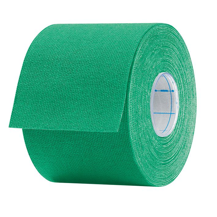 Aktimed TAPE CLASSIC 5 cm x 5 m (1 Rl.), grün, Kinesiologie-Tape