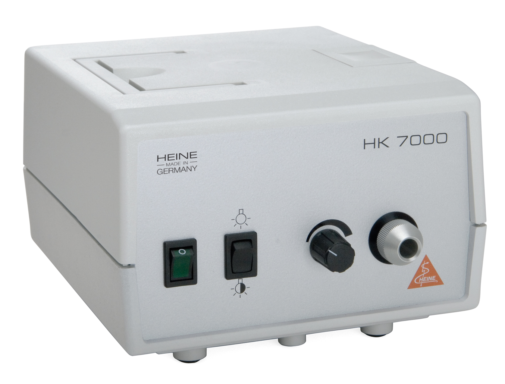 HK 7000 F.O. Projektor, inkl. 150 W XHL Halogen Lampe und, Sicherung