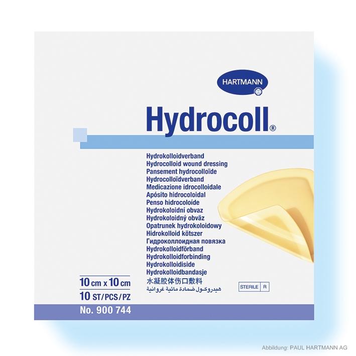 Hydrocoll Hydrokolloidverband, steril 5 x 5 cm (10 Stck.)