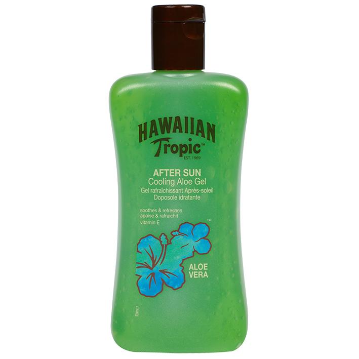 Hawaiian Tropic After Sun, Cooling Aloe Gel 200 ml