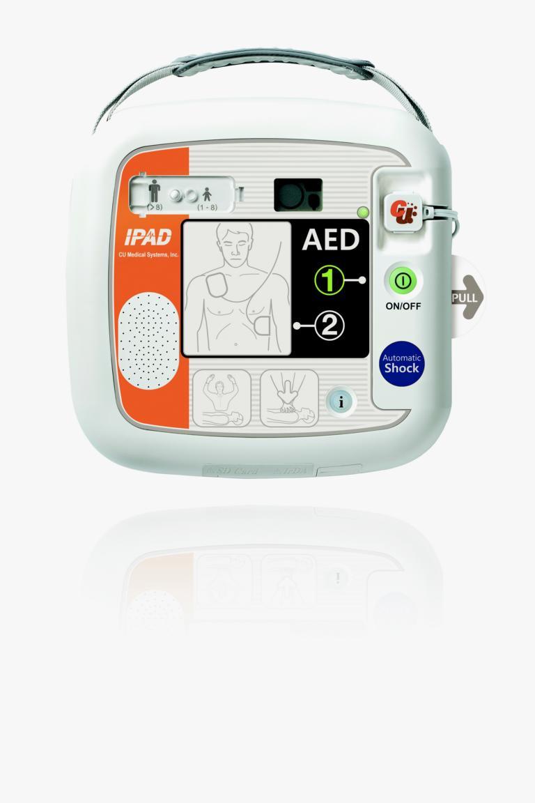 iPAD CU-SP1 AED Defibrillator auto