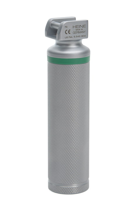 F.O. SHORT Laryngoskop-Batteriegriff, LED 2,5 V, komplett