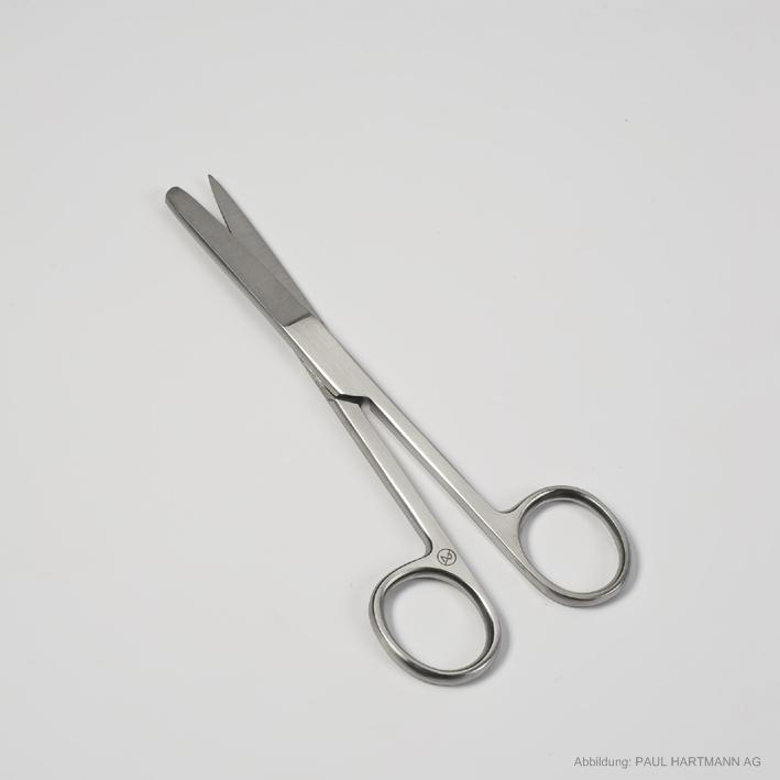 Peha-instrument chirurgische Scheren, gerade spitz/stumpf 14,5 cm (25 Stck), zum Einmalgebrauch