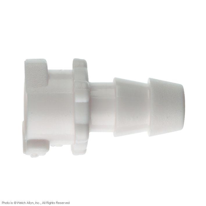 Plastik-Rastverbinder mit Haken am Ende, (10 Stck.) für 2-Schlauchsysteme