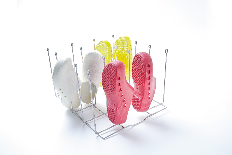 A 307 Einsatz für Schuhe