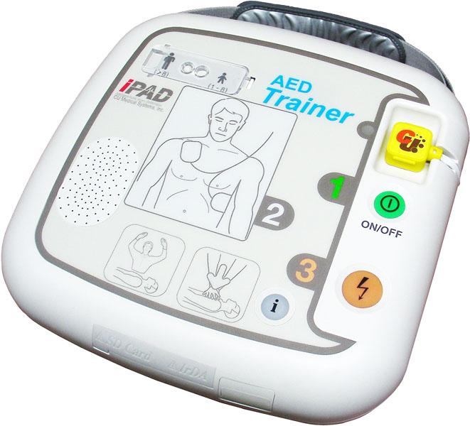iPAD CU-SP1 AED Trainer
