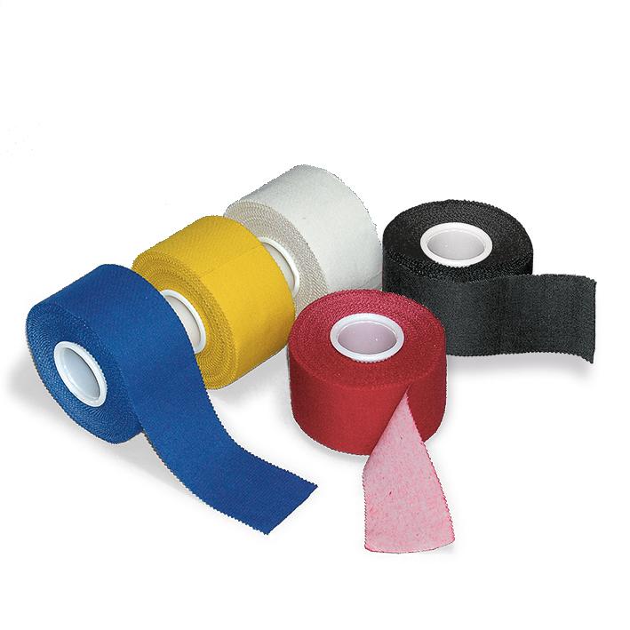 miro-tape Pflasterbinden schwarz, 10 m x 3,75 cm (12 Stck.)