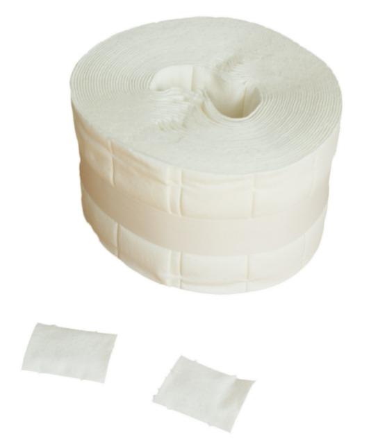 NOBAZELLTUPF Zellstofftupfer steril, 4 cm x 5 cm (500 Tupfer)