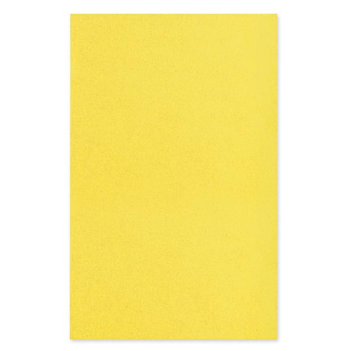 Dental-Trayeinlagen/-Filterpapier, 18 x 28 cm, gelb (250 Blatt)