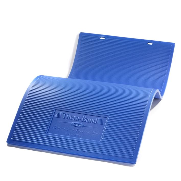 Thera-Band Gymnastikmatte, blau, Stärke 25 mm, 190 x 60 cm