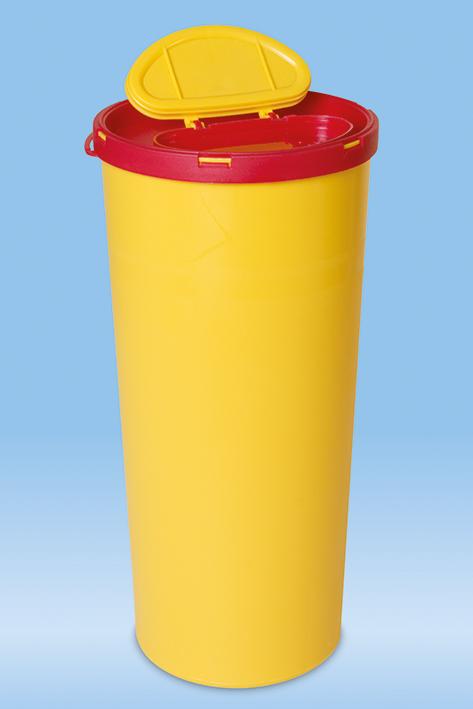 Kanülenabwurfbehälter 3,0 Ltr., Multi-Safe opti 3000