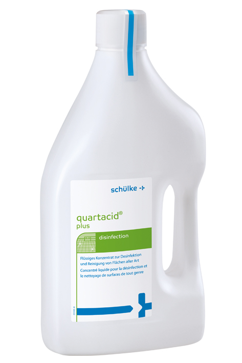 quartacid plus 2 Ltr., Flächendesinfektion