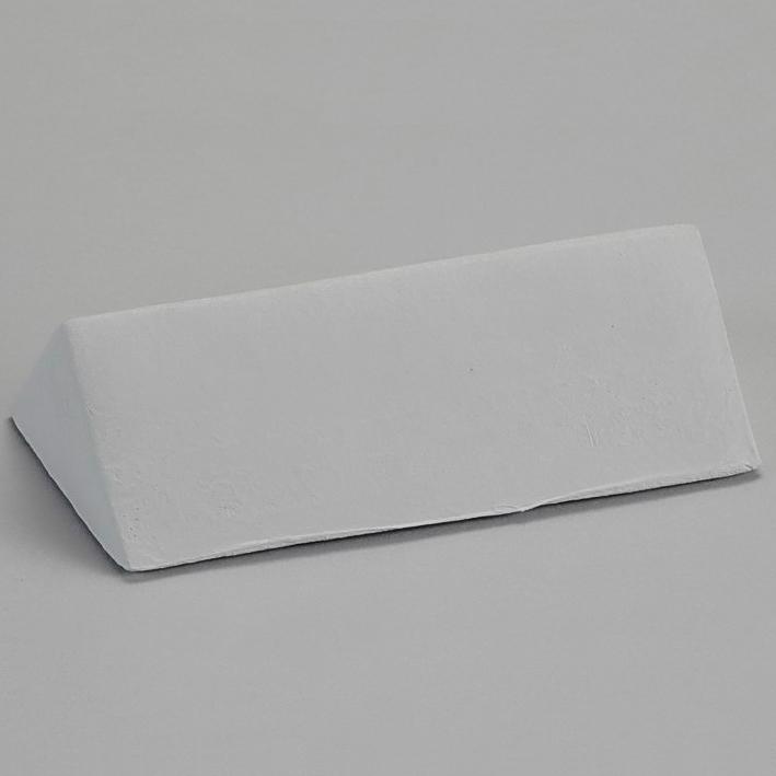 Fixier-Keil 20 x 12 x 6 cm PU-beschichtet