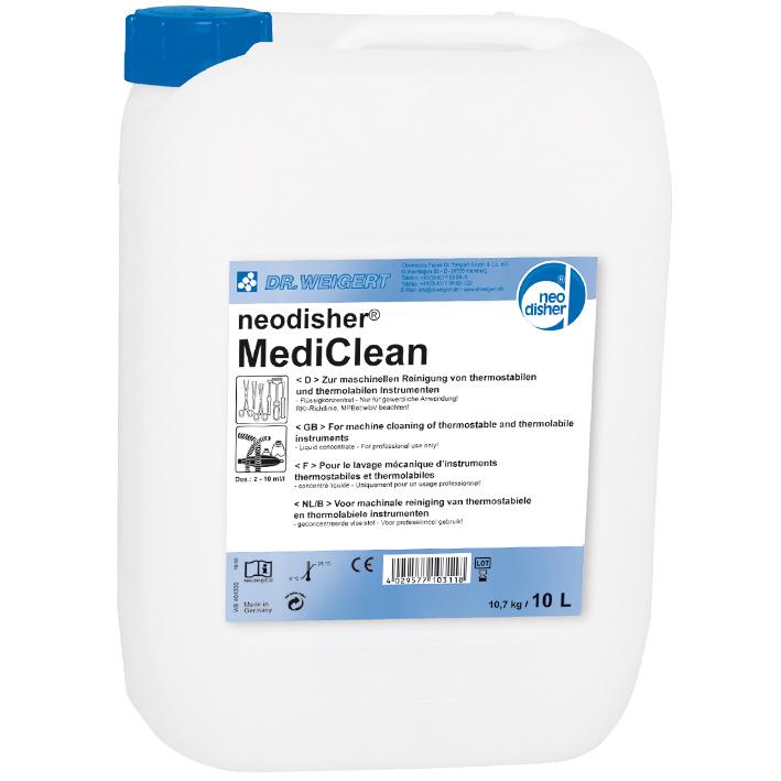 neodisher MediClean 10 Ltr. Instrumentenreiniger