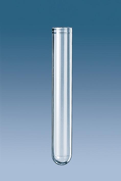 PS-Röhrchen 5 ml, 75 x 12 mm, (Stapelpackung) (500 Stck.)