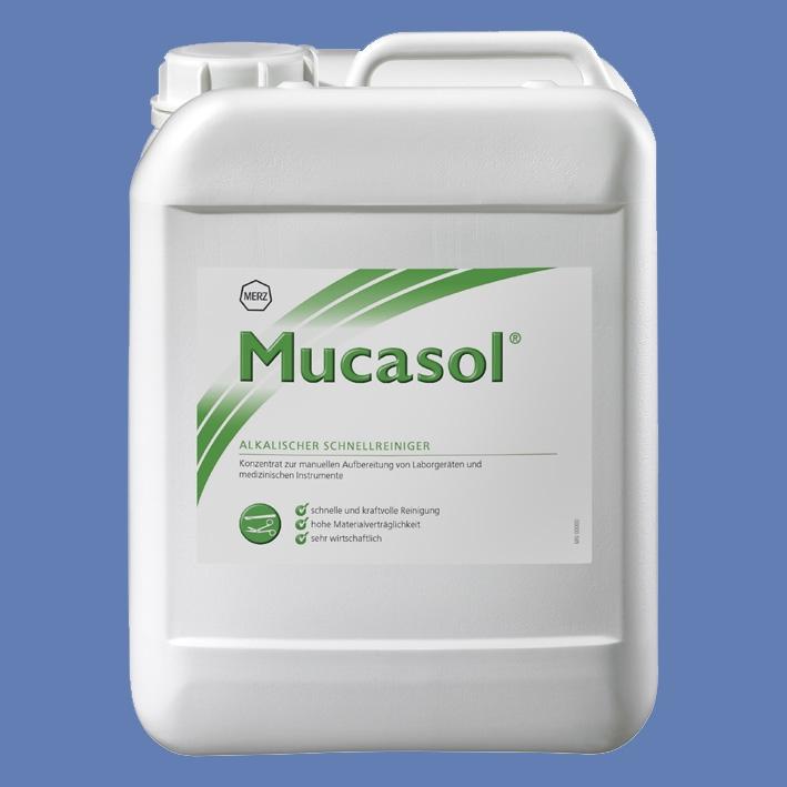 mucasol 5 Ltr. (7 kg), Universalreiniger