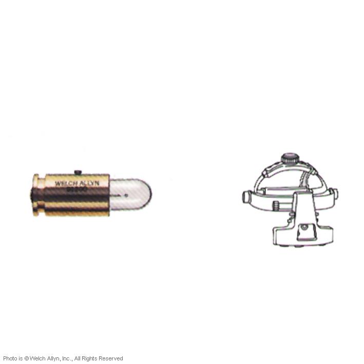 Ersatzlampe für BIO Kopfbandsystem