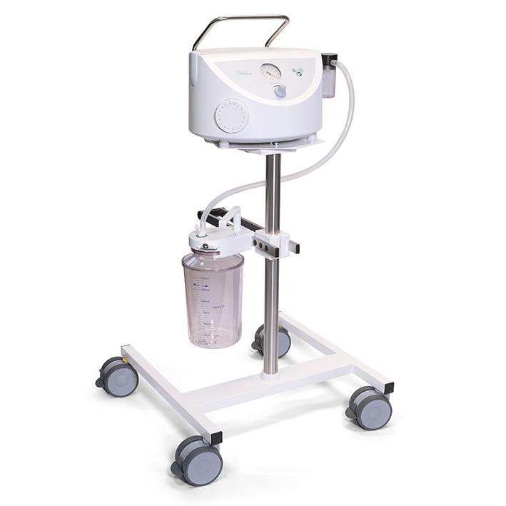 Chirurgiesauger BORA UP 2080 Komplettgerät 1 x 3 Ltr., fahrbar