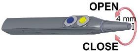 Handgriff Spezial 102190, ERBE