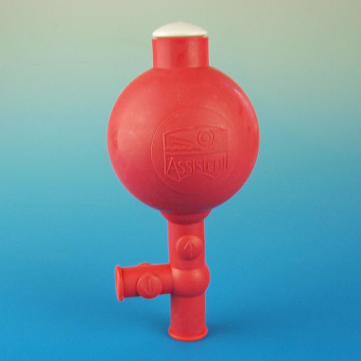 Pipettierball Modell FLIP, für Mess- und Vollpipetten bis 100 ml