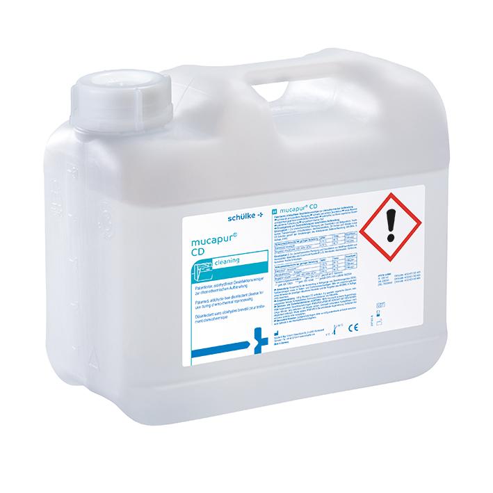 mucapur-CD 5 Ltr., Instrumentendesinfektion