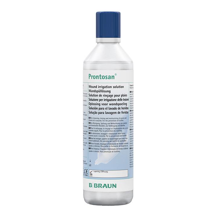 Prontosan Wundspüllösung 350 ml, Spritzflasche