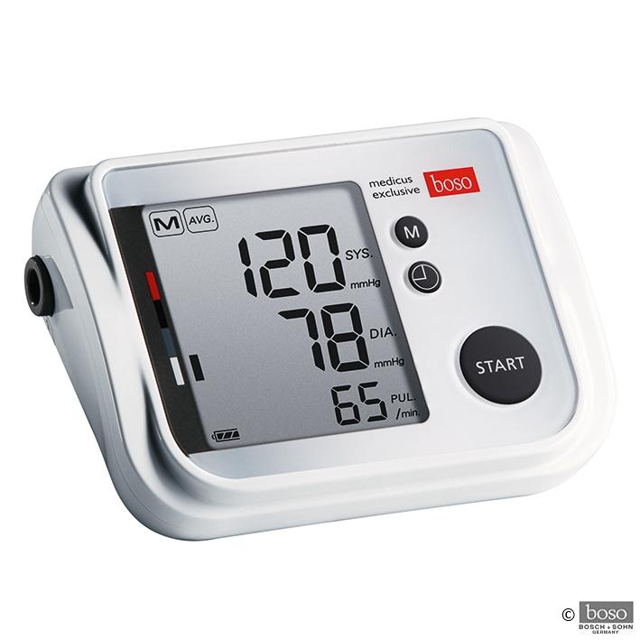boso medicus exclusive XS, Blutdruckmessgerät
