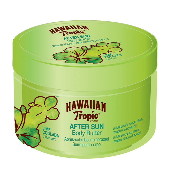 Hawaiian Tropic After Sun Body Butter Lime Coolada 200 ml