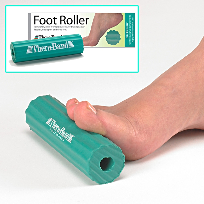 Thera-Band Fußroller, grün