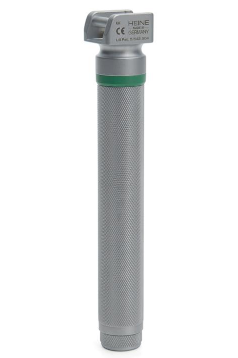 F.O. SLIM Laryngoskop-Batteriegriff, LED 2,5 V, komplett