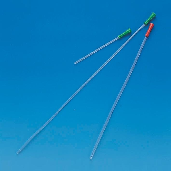 Einmal-Nelatonkatheter ratiomed Ch. 6, hellgrün (100 St.)