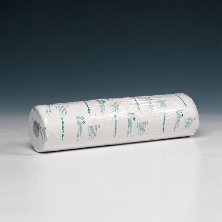 SCOTT EXTRA Ärzterollen weiß, 2-lagig, 51 x 38 cm (6 x 130 Bl.)