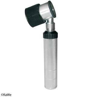 KaWe EUROLIGHT D30 Dermatoskop 2,5 V, XH, Griff C mit Clic-Verschluss