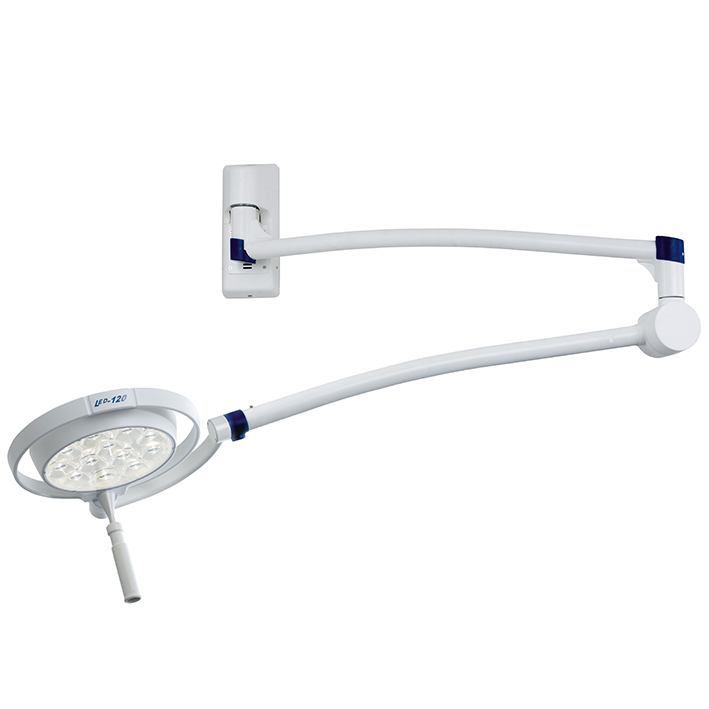 Mach LED 120 F (fokussierbar) LED, Untersuchungsleuchte Wandmodell