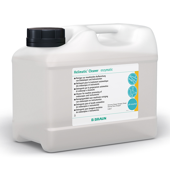 Helimatic Cleaner enzymatic NF 5 Ltr., Enzymreiniger