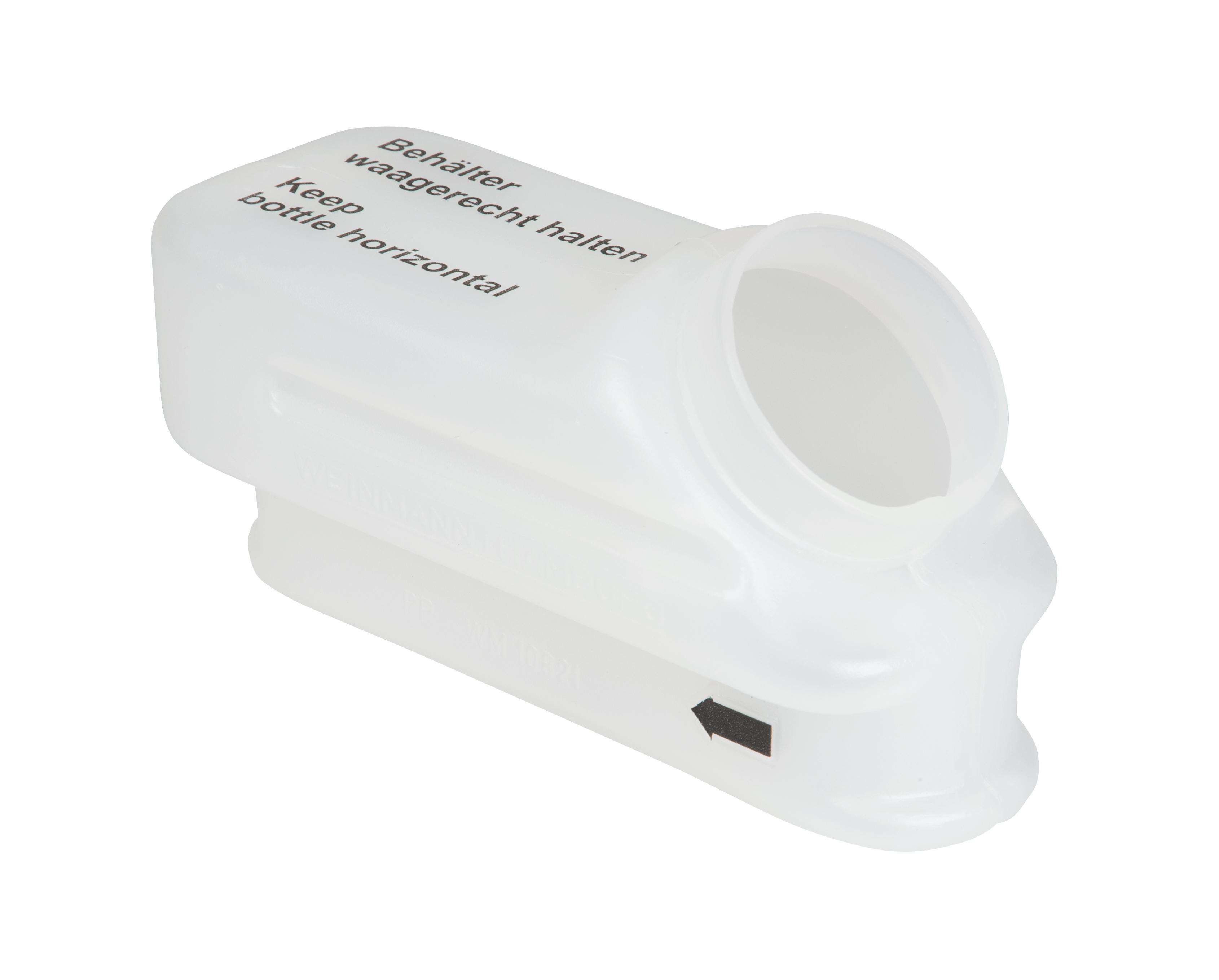 Sekretbehälter 370 ml, für MANUVAC Absaugpumpe