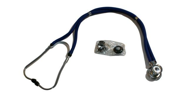 Stethoskop Rappaport ratiomed, blau