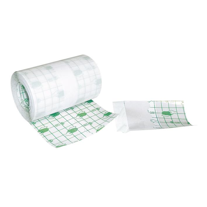 miro-stretch transparent Fixierfilm, 10 m x 10 cm