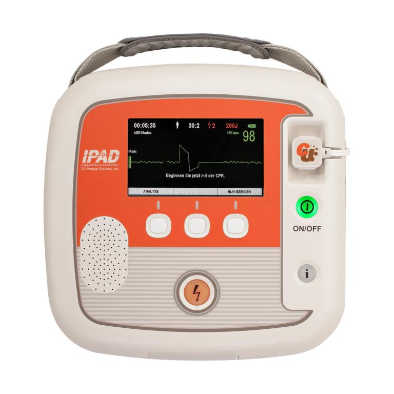 iPAD CU-SP2 AED Defibrillator -Jedermann-